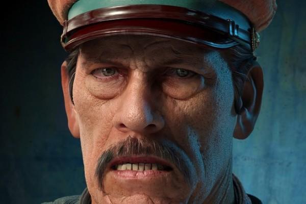 CG Danny Trejo as CG M Bison Esmeralda M. Trejo