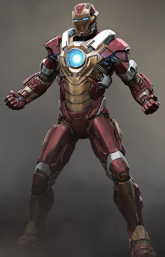 Mark Viii Iron Man 3 Iron-man-3-heartbreaker-armor