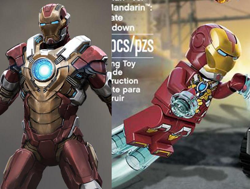 Iron Man 3 Final Battle