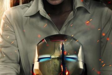 Pepper Potts (Gwyneth Paltrow) Iron Man 3 Poster