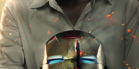 Pepper Potts (Gwyneth Paltrow) Iron Man 3 Poster