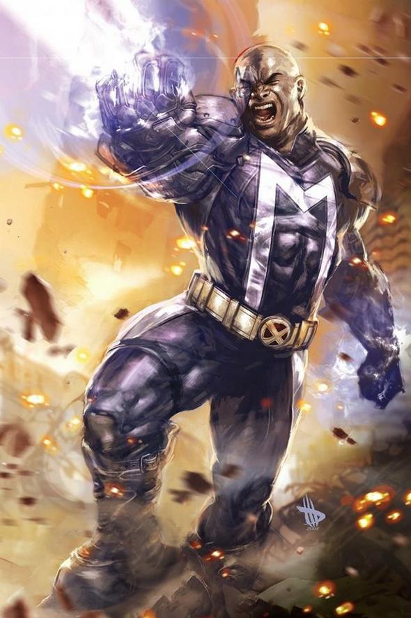 Bishop in X-Men- Days of Future Past -2014