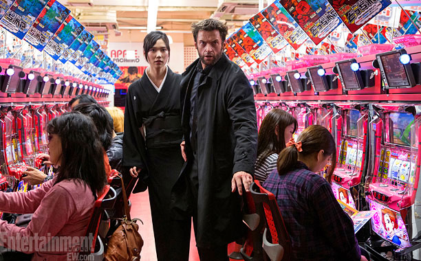 On why Wolverine is protecting Markio: ''At the time this movie opens, there's a kind of gangland war going on between law enforcement and the Yakuza, and there's been a lot of kidnappings and extortion. So she's someone who's under threat.''