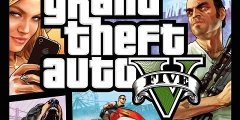 GTA V Box Art-cover-art