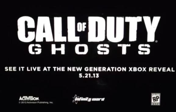 Call of Duty: Ghost Sneak Peak Video