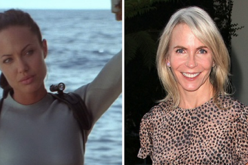MARTI NOXON to Script Tomb Raider