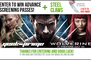 The WOlverine Screening Passes-Free