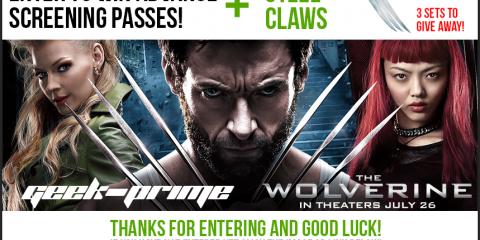 The WOlverine Screening Passes-Free