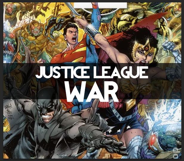 Justice League: War Trailer