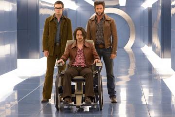 Wolverine, Charles Xavier & Hank McCoy
