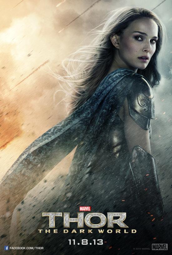 Jane Foster Thor The Dark World