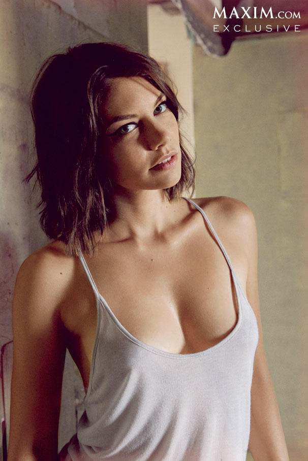 Lauren Cohan S Maxim Photo Shoot