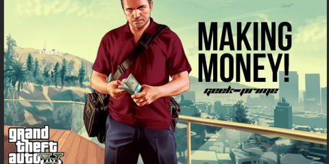 Make Money in GTA 5
