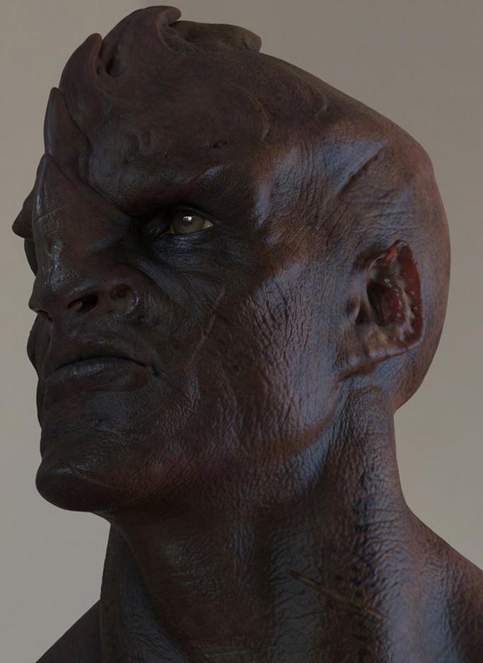 Blue Star Blade Reviews >> The New klingons
