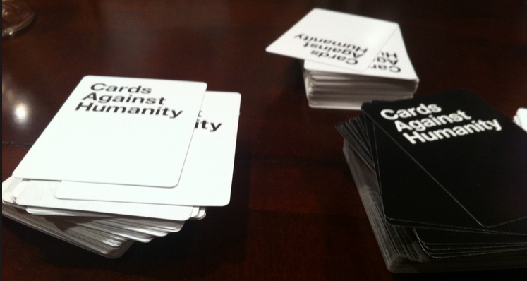 How to Play Cards Against Humanity