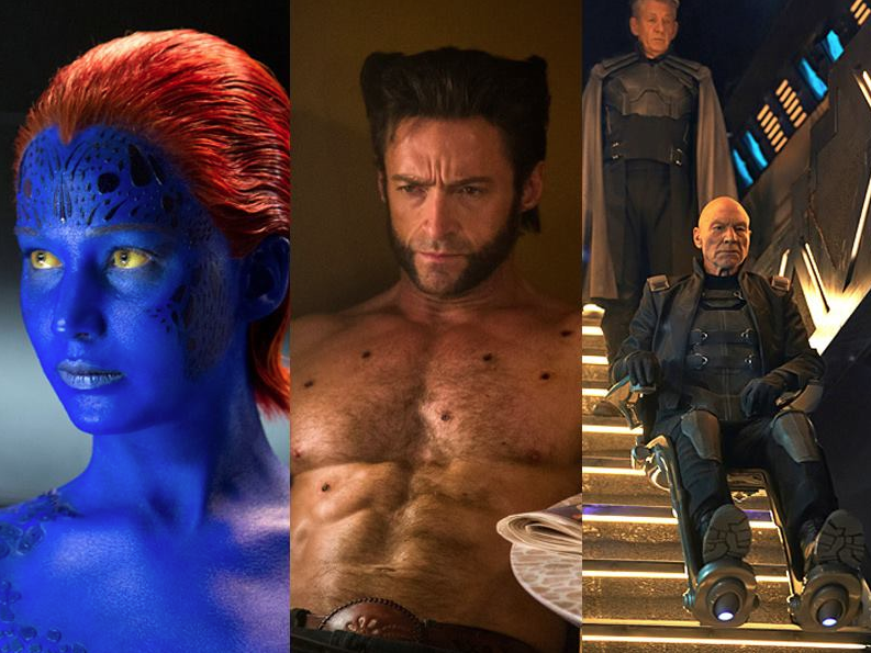 X-Men: Days of Future Past Trailer and New Images