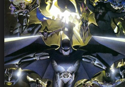 Batman Vs Superman Plot info
