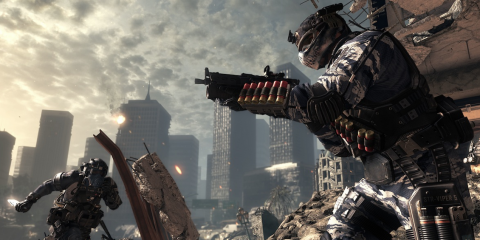 Call of Duty: Ghosts Weapons Guide