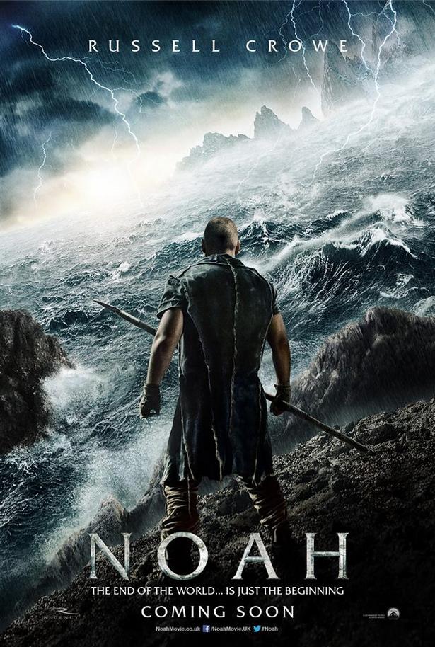 Noah Starring Russell Crowe