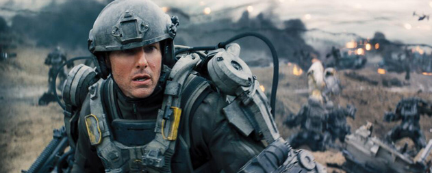 Edge of Tomorrow - download