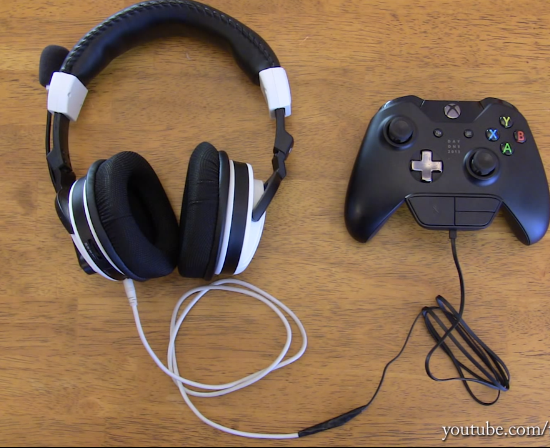 Xbox One Controller MOD [Turtle Beach Adapter] Jack Diagram One Wiring Microphone Sidedheadphone on