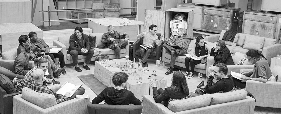 STAR WARS: EPISODE VII CAST ANNOUNCED