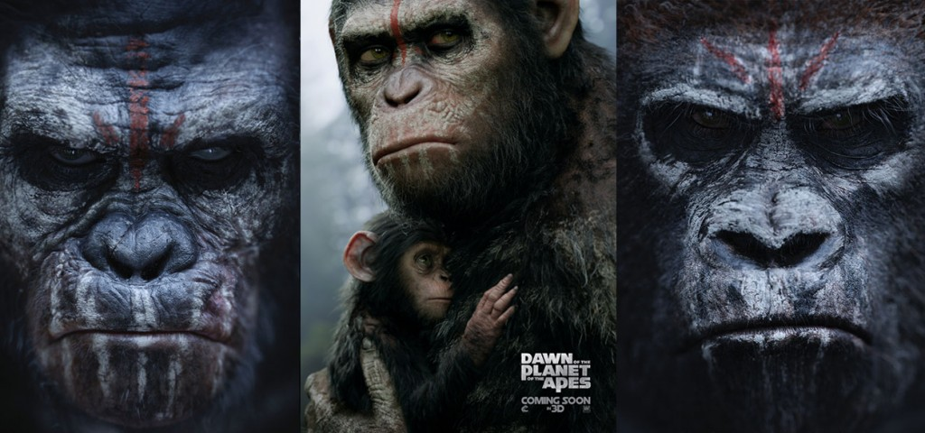 FINALLY! DAWN OF THE PLANET OF THE APES Trailer Is Here