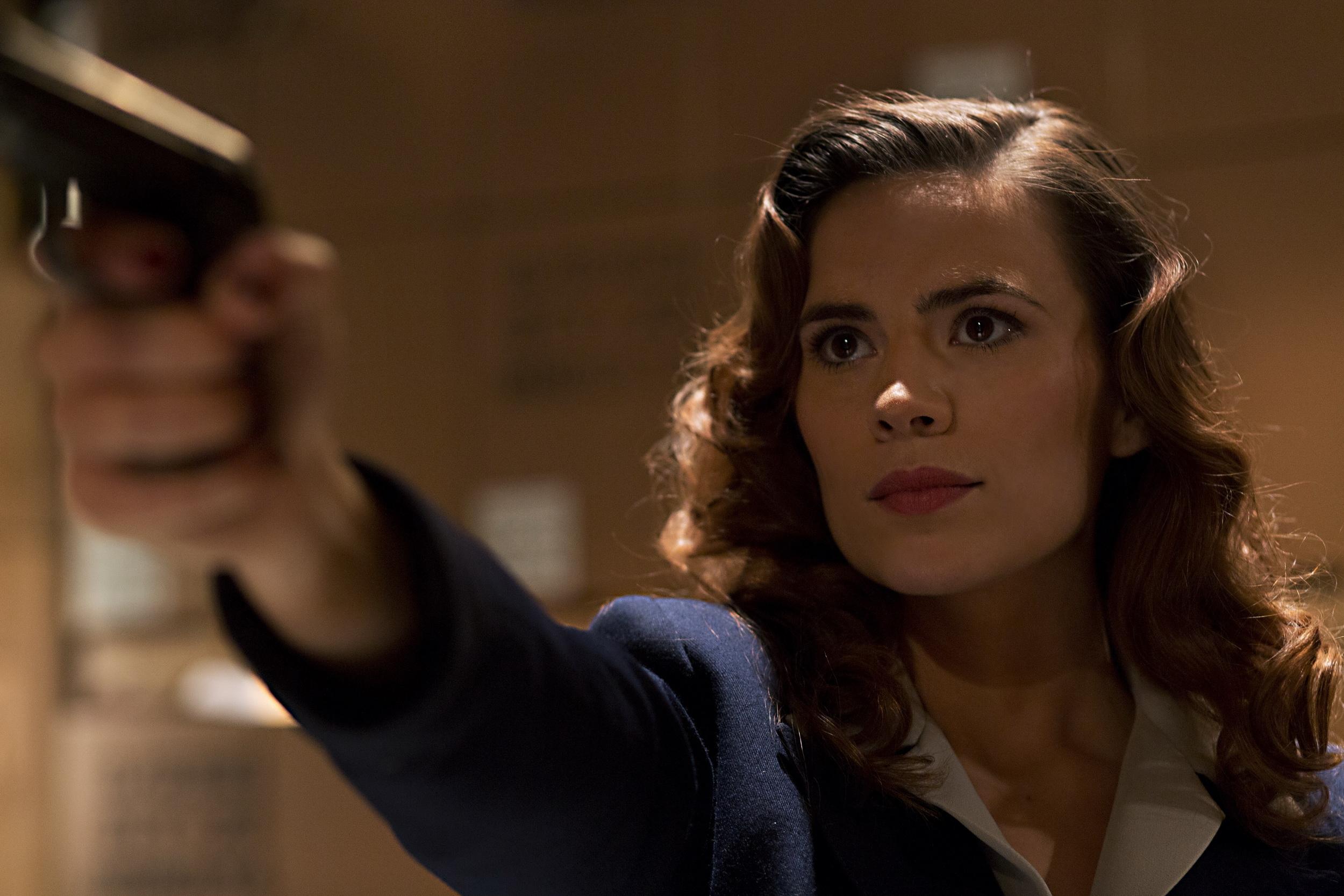 ABC Picks Up Marvel's Agent Carter