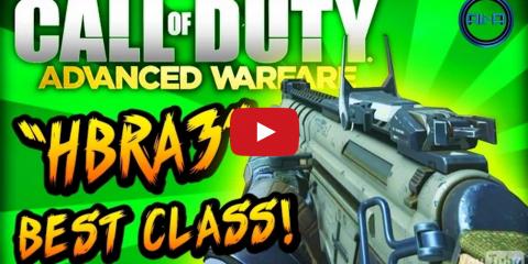 Advanced Warfare BEST CLASS SETUP