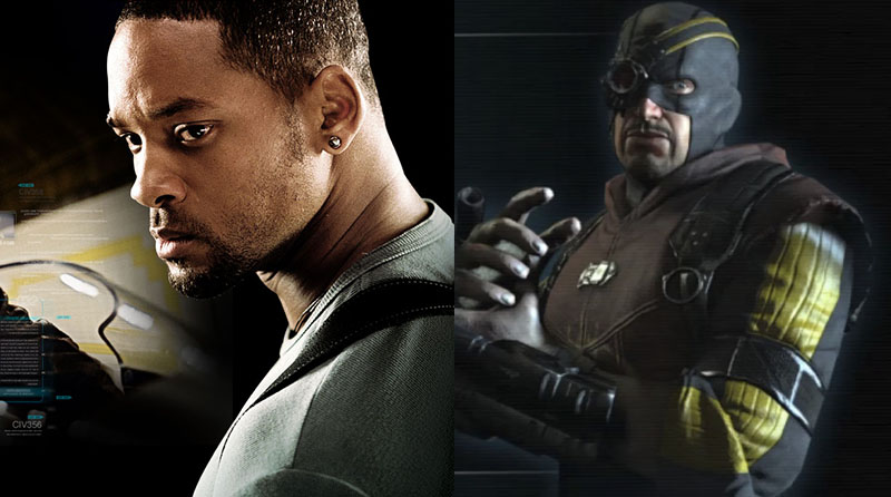 JARED LETO is the new Joker, Will Smith is Deadshot ... Will Smith Deadshot