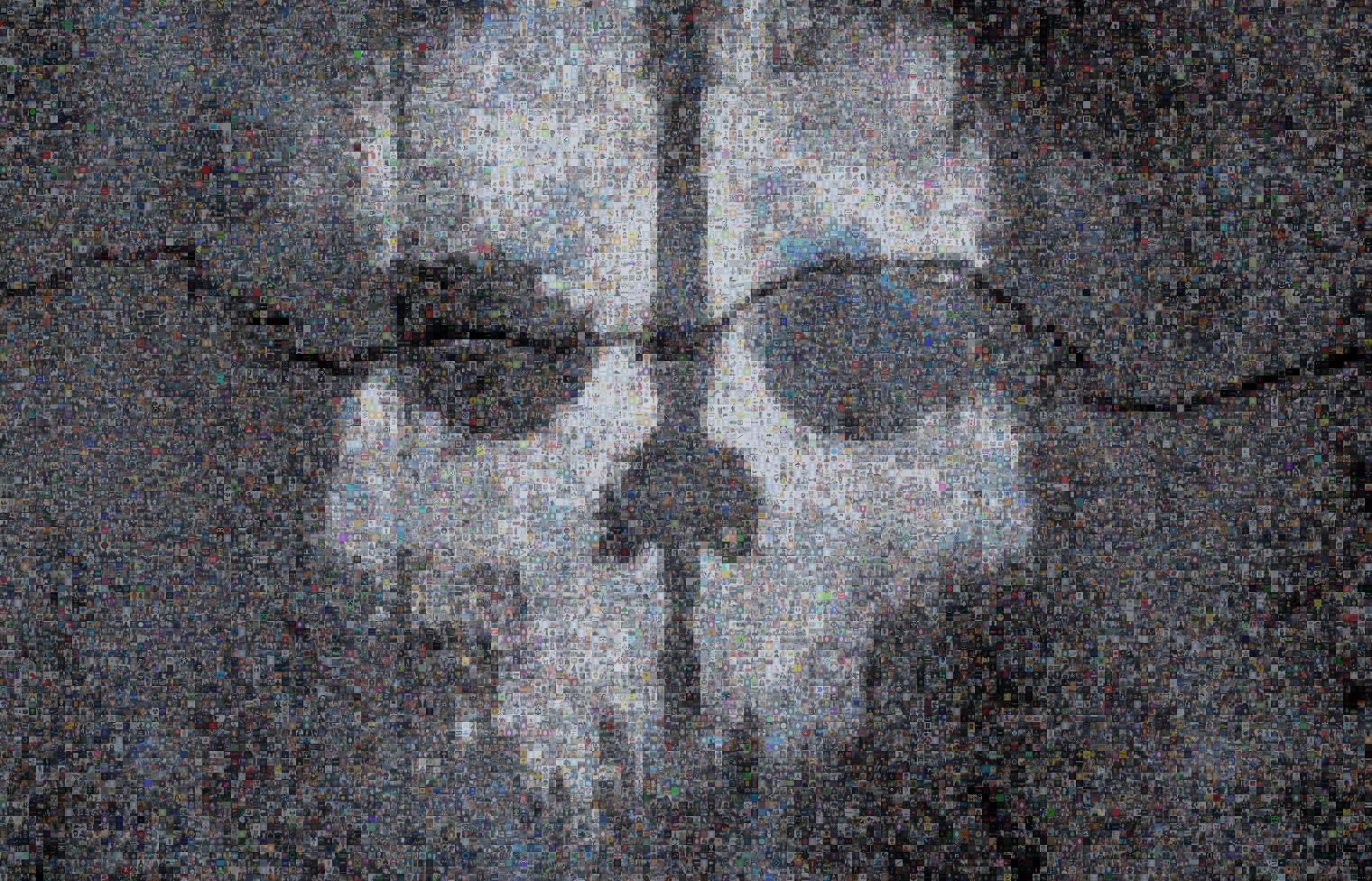 Call of Duty Ghost Mosaic