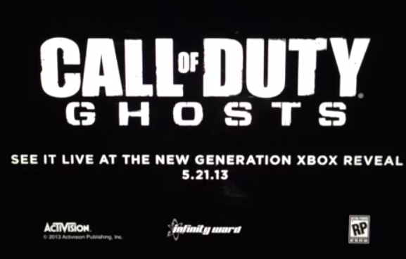 Call of Duty: Ghost Sneak Peak Video