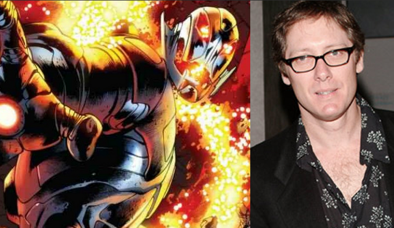 James Spader Cast in Avengers 2 as Ultron