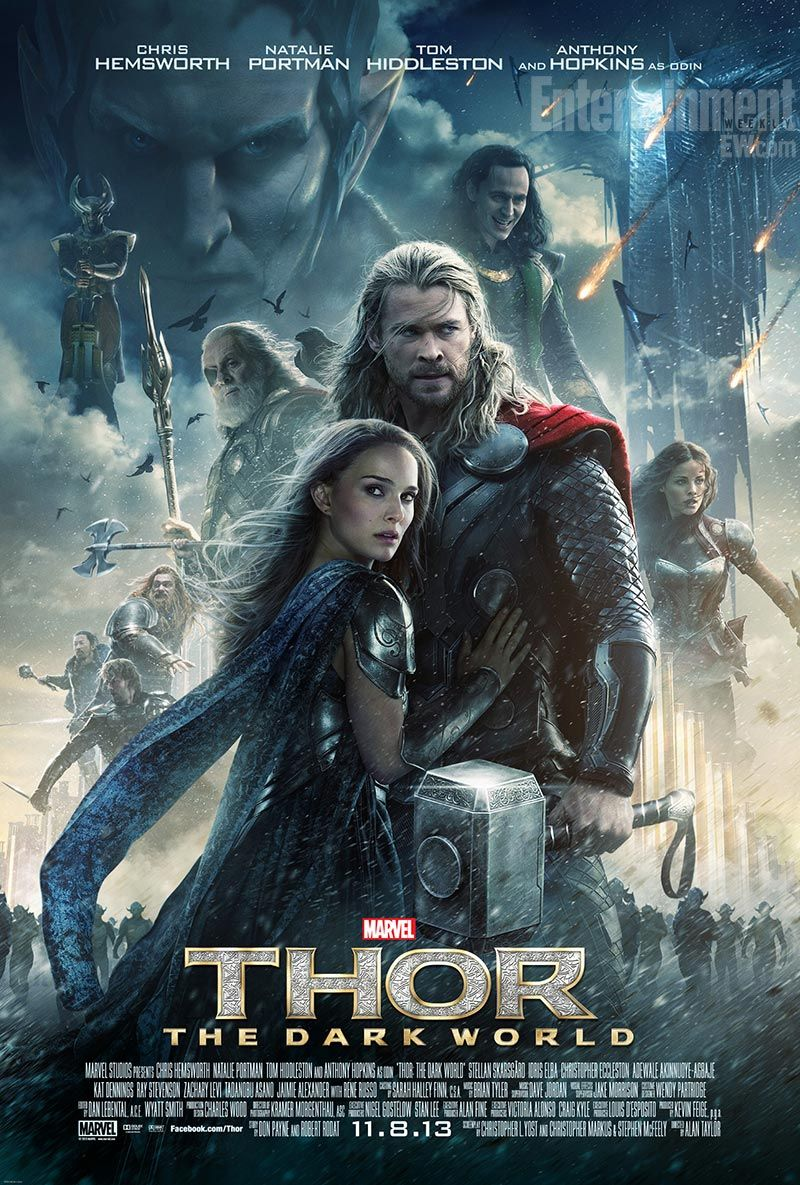 Thor-The-Dark-World Trailer