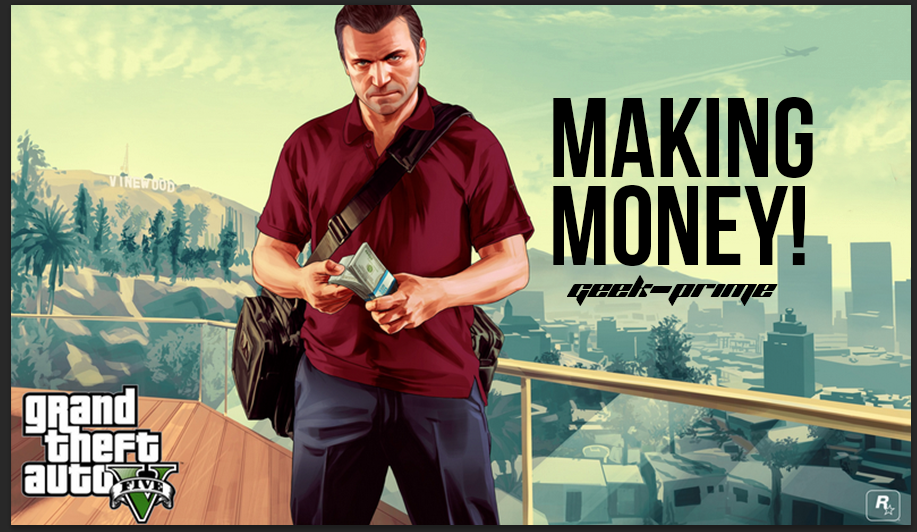 Make Money in GTA 5