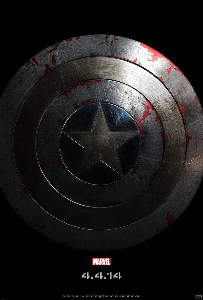Captain America: The Winter Soldier poster HD - Geek Prime
