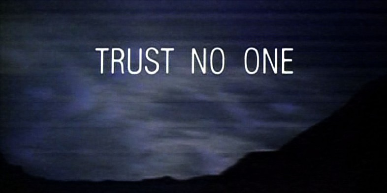 The-X-Files-trust-no-one