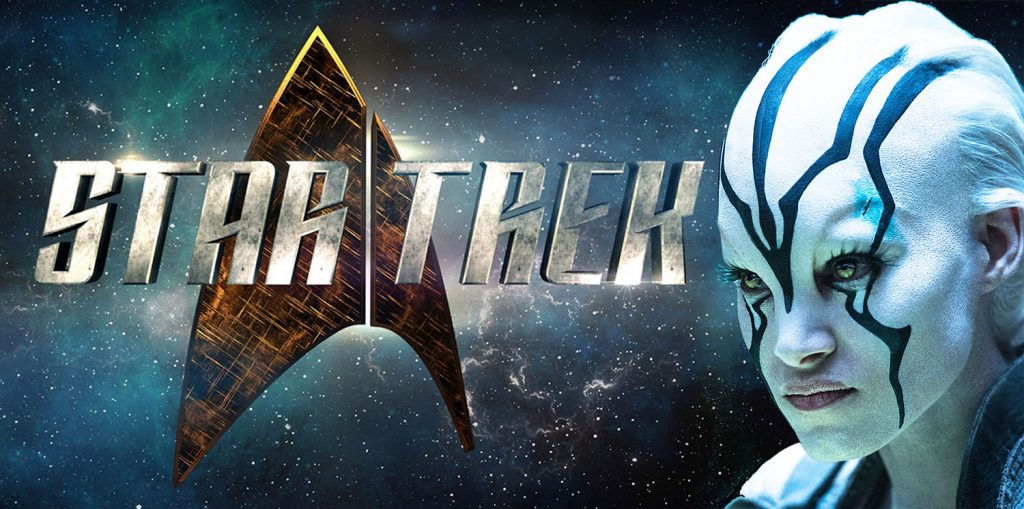 New star trek 2017 show to be on netflix plus teaser - Jaylah sofia boutella ...