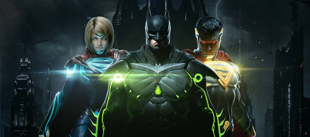 Injustice 2 wallpapers geek prime injustice 2 wallpapers voltagebd Choice Image