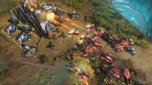 Halo wars 2 Play anywhere live review