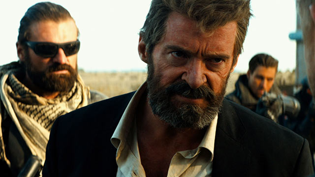 "Check Out Our ""Logan"" Podcast!"