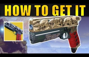 How to get Rat King Exotic weapon