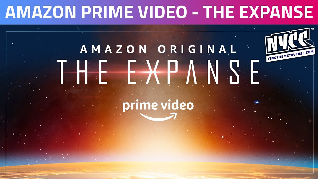 """The Expanse"" Season 5 Release & NYCC Metaverse Panel"